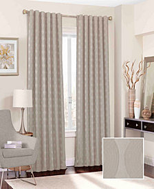 """Eclipse Adalyn Blackout 52"""" x 108"""" Curtain Panel"""