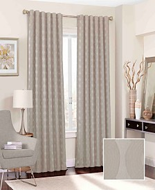"Eclipse Adalyn Blackout 52"" x 108"" Curtain Panel"