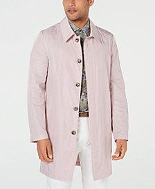 Tallia Men's Slim-Fit Raincoat