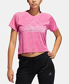 Sport 2 Street Logo Step-Hem T-Shirt