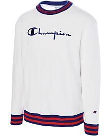Champion Men's C-Life Varsity-Stripe Hookup