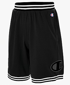 "Champion Men's C-Life Mesh 10"" Shorts"