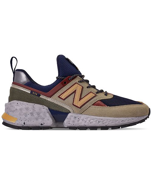 3e2cc93a7a424 New Balance Men's 574 Sport V2 Casual Sneakers from Finish Line ...