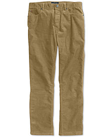 Tommy Hilfiger Adaptive Richard Corduroy Pants with Magnetic Fly