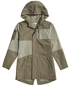 Big Boys Genuine Hooded Jacket, Created for Macy's