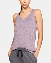 95140238f37b8 Under Armour UA Tech™ Twist Racerback Tank Top