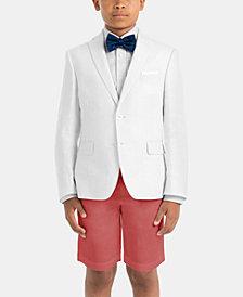 Lauren Ralph Lauren Little & Big Boys Dress Linen Suit Jacket & Shorts Separates