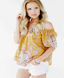 Quell Off the Shoulder Top