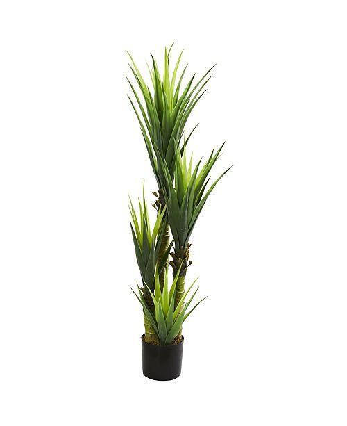 Nearly Natural 4.5' Dracaena Plant