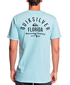 Quiksilver Men's Florida Garage Graphic Tshirt