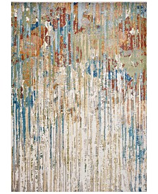 KAS Arte Elements 6106 Ivory 4' x 6' Area Rug
