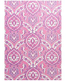 KAS Retreat Mackenzie 132 Pink 5' x 7' Area Rug