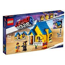 Emmet's Dream House/Rescue Rocket! 70831