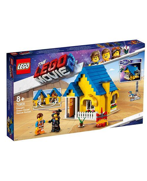LEGO® Emmet's Dream House/Rescue Rocket! 70831