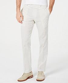 Men's Classic-Fit Seersucker Dress Pants