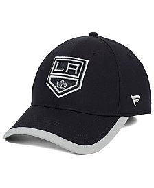 Authentic NHL Headwear Los Angeles Kings Clutch Speed Flex Stretch Fitted Cap