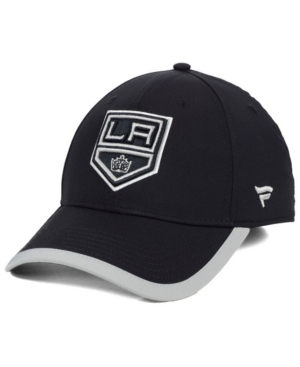 Los Angeles Kings Clutch Speed Flex Stretch Fitted Cap