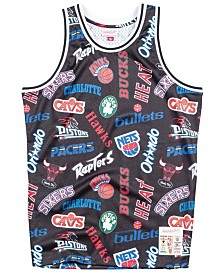 Mitchell & Ness Men's NBA ALL Over Collection Jersey
