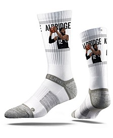 Strideline San Antonio Spurs Lamarcus Aldridge Action Crew Socks