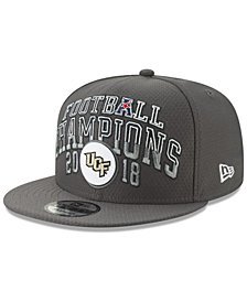 New Era University of Central Florida Knights 2018 AAC Football Champ 9FIFTY Snapback Cap