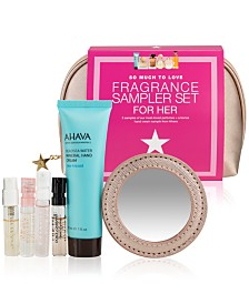 Created For Macy's 8-Pc. So Much To Love Fragrance Sampler Set For Her