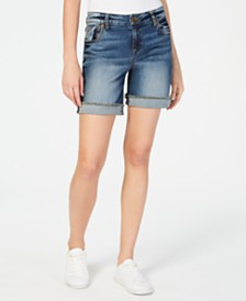 Kut from the Kloth Catherine Boyfriend Jean Shorts