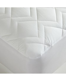Waterproof Quilted Mattress Pad, Twin