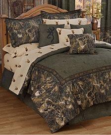 Browning Whitetails Full Comforter Set