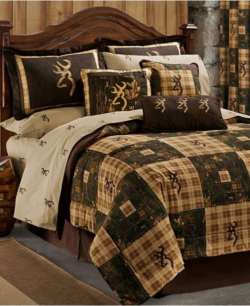 Karin Maki Browning Country Queen Comforter Set