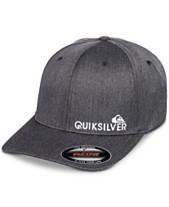 fd7acafcecf Quiksilver Men s Hats - Macy s