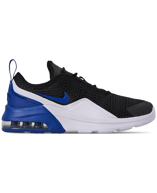 new style 3e012 5e069 ... Nike Little Boys  Air Max Motion 2 Casual Sneakers from Finish ...
