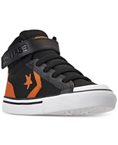 2c471e08be2e06 Converse Little Boys  Pro Blaze Strap High Top Casual Sneakers from Finish  Line