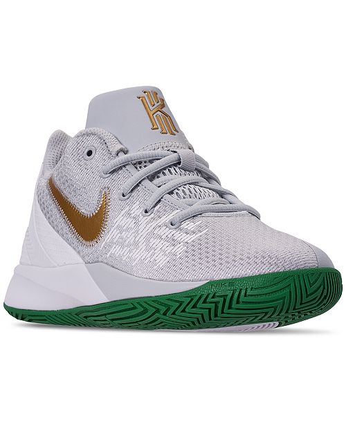 separation shoes 0a6a4 11905 ... Nike Boys  Kyrie Flytrap II Basketball Sneakers from Finish ...