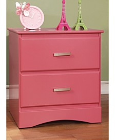 Geller 2-drawer Nightstand