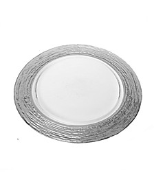 Trophy Charger Plates-Set of 4