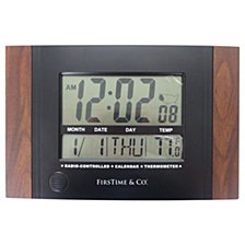Firstime and Co. Executive Digital Clock