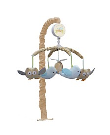 Nurture Nest Musical Crib Mobile