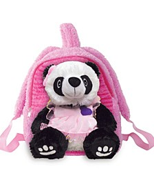 Buddy Panda Bear Toddler Backpack