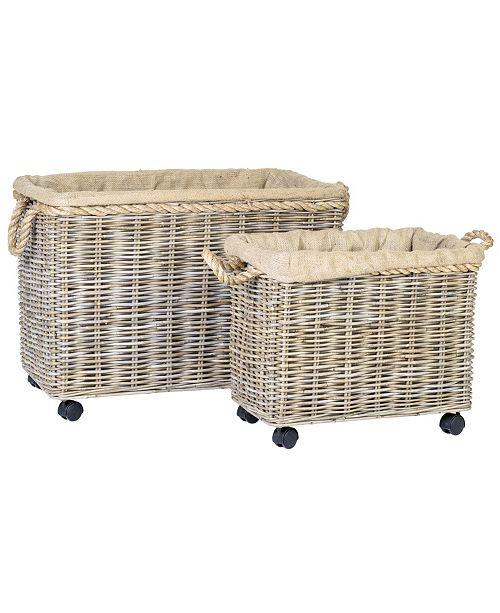 East At Main Feliciana Baskets Set of 2