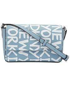 DKNY Brayden Signature Crossbody, Created for Macy's