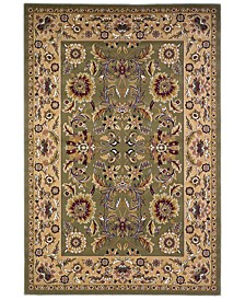 "Cambridge Kashan 7'7"" Octagon Area Rug"