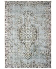"Oriental Weavers Sofia 85816 Gray/Gold 1'9"" x 2'8"" Area Rug"