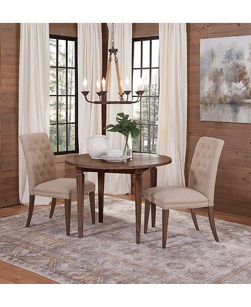 Furniture Lilah Drop Leaf Dining Collection
