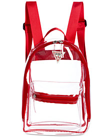 GUESS G Vision Clear Backpack