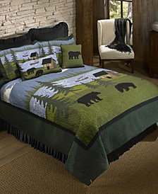 Bear River Cotton Quilt Collection, Queen