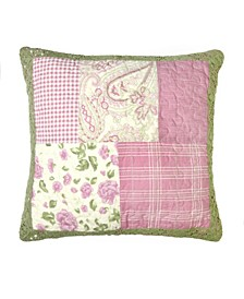 Bashful Rose Cotton Quilt Collection, Accessories