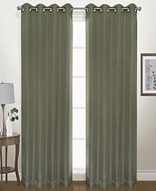"Herringbone 54"" X 84"" Window Panel"