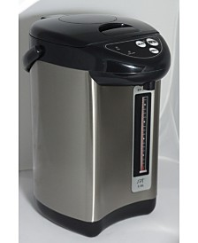 SPT 3.6L Hot Water Dispenser with Dual-Pump System - Stainless Steel