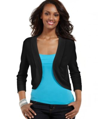 Image of Jessica Howard Bolero Cardigan
