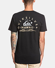 Quiksilver Men's Kewalo Graphic T-Shirt